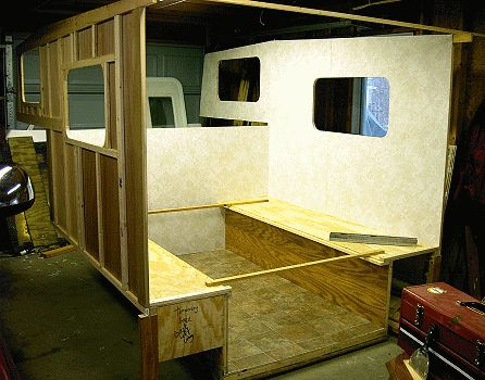 Build your own acapulco camper rvpic12b for How to build a motorhome plans