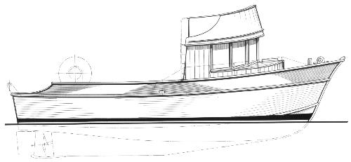 commercial fishing boat plans